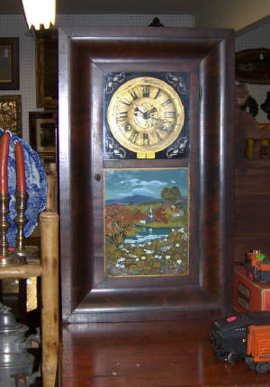 CHAUNCEY JEROME CLOCK