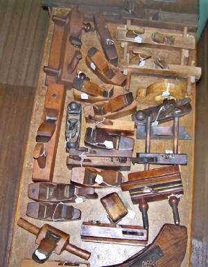 CARPENTERS WOOD PLANES