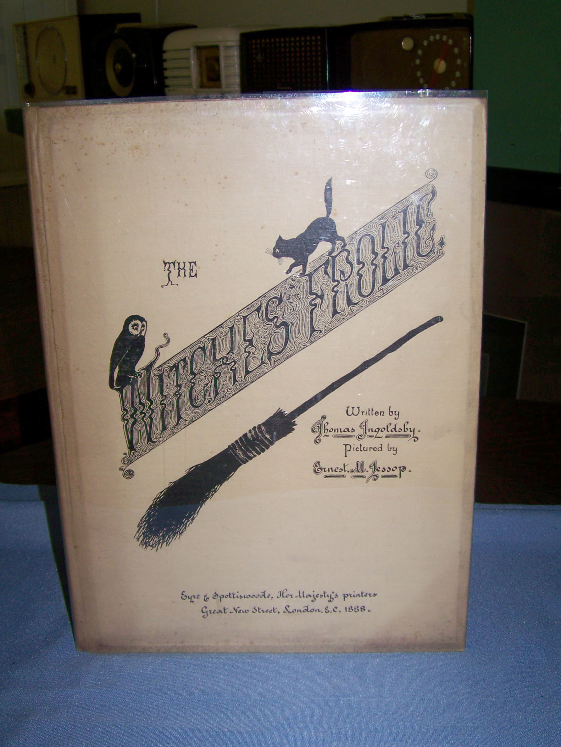 THE WITCHES FROLIC 1st EDITION