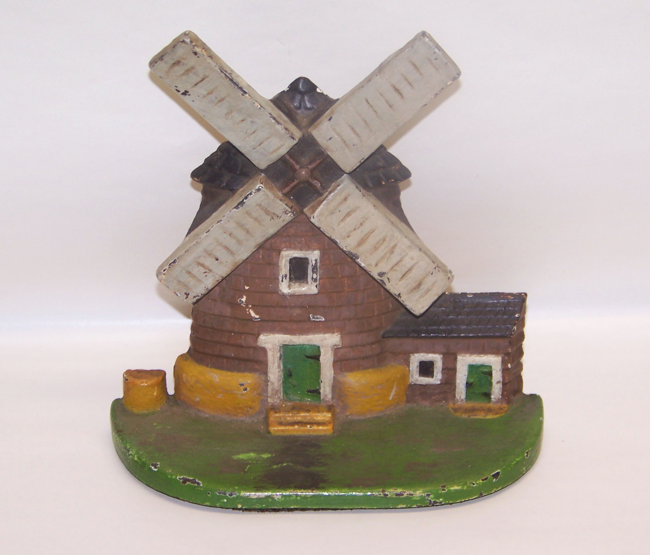 WINDMILL DOORSTOP